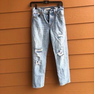Levi's Jeans - Levis Premium Wedgie Straight